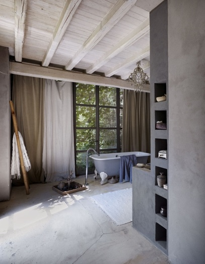 Méchant Design: Hanne's Guest House in Italy