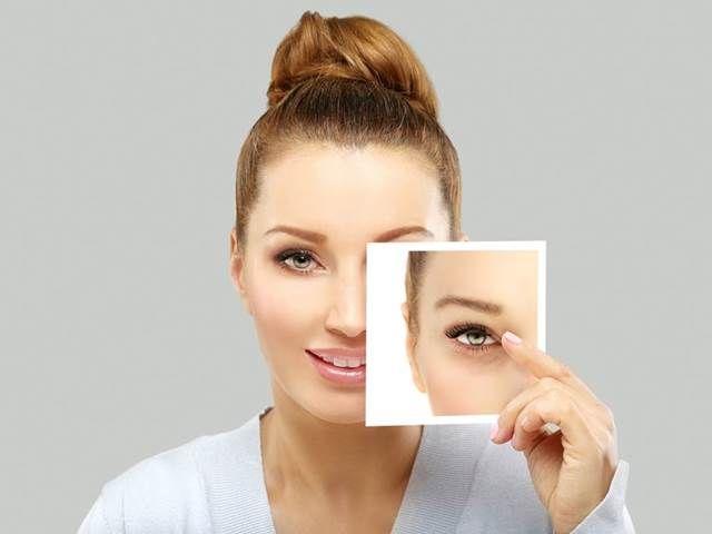 Povislá oční víčka. Vyzrajte nad nimi i bez plastiky