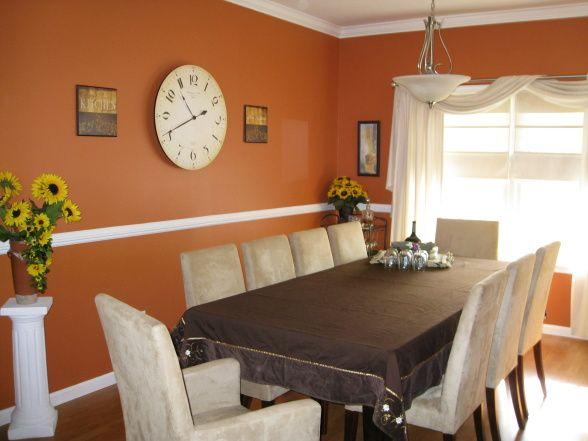 best 25+ orange dining room ideas on pinterest   orange dining