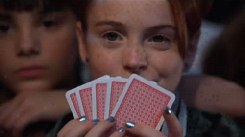Pin for Later: 33 Movie Moments That Made You Want to Go to Camp And late-night card tournaments.