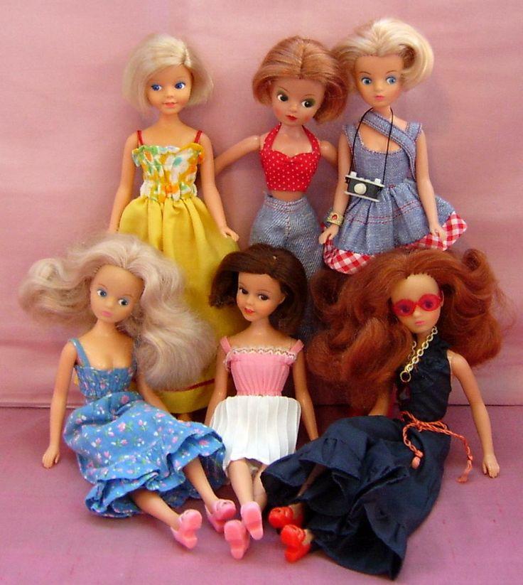 Mary Quant Daisy Dolls