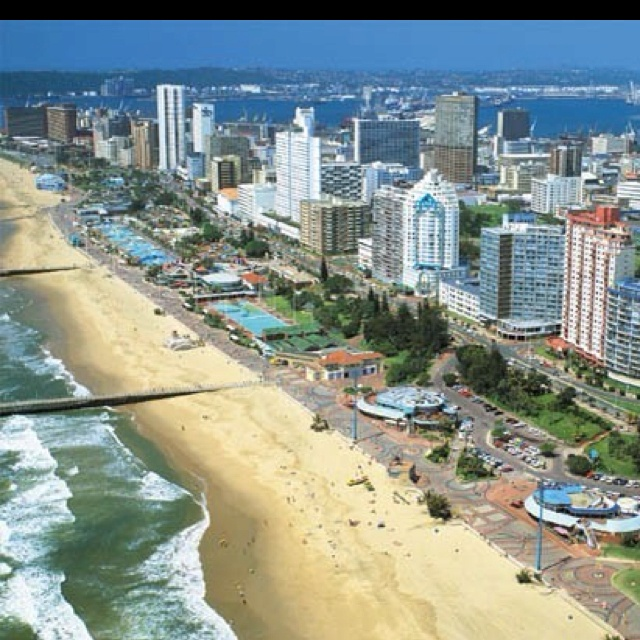 Durban South Africa....Miss it so much