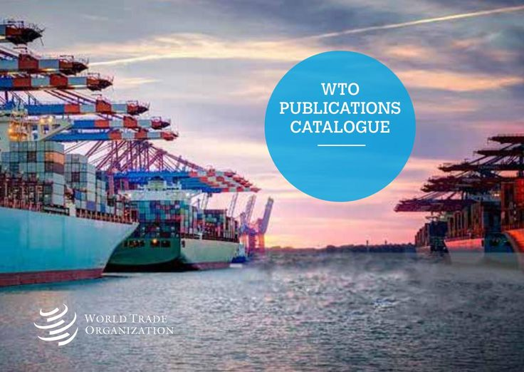 WTO Publications catalogue 2016/2017  The World Trade Organization (WTO) deals with the global rules of trade between nations. Its main function is to ensure that trade flows as smoothly, predictably and freely as possible. Using this catalogue  This catalogue lists all titles published by the WTO as of June 2016. Prices are subject to change without notice. New information on WTO titles is provided on our website at www.wto.org/publications.