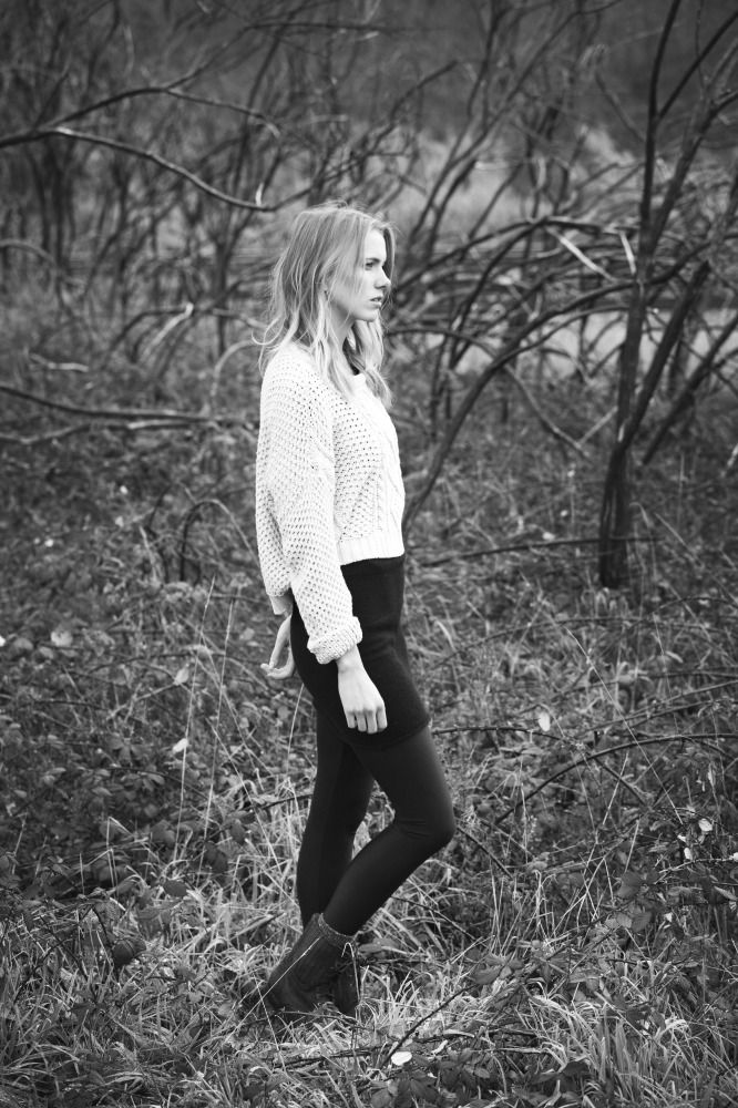 Silja Danielsen  #wilhelmina #model #fashion #LA #smgmodels #cwmanagement #aritzia #blackandwhite #photography #andrewparsonsphotography
