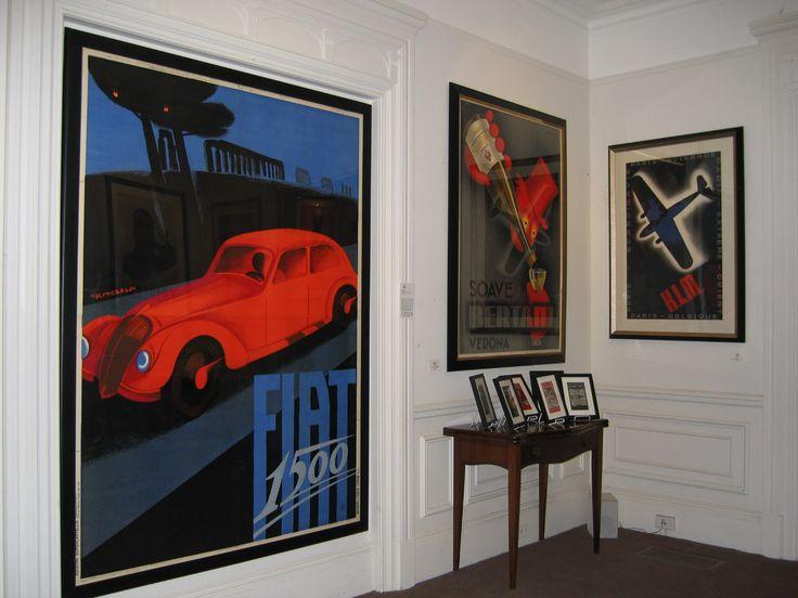 International poster gallery at 205 newbury st boston ma