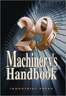 Machinery's Handbook, 29th Edition - Large Print Edition
