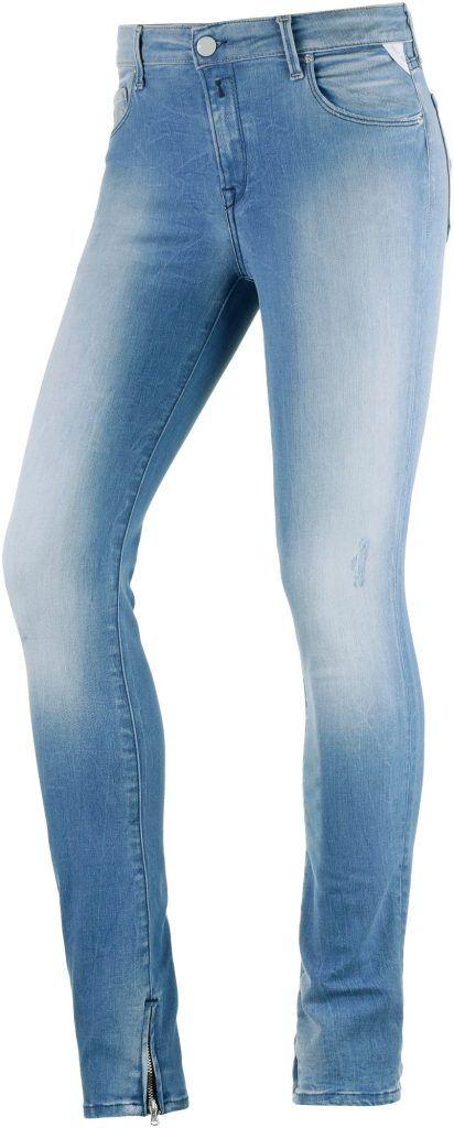 #REPLAY #Cherilyn #Skinny #Fit #Jeans #Damen #light #blue #washed #denim