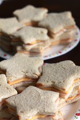 Good Morning Star Sandwich