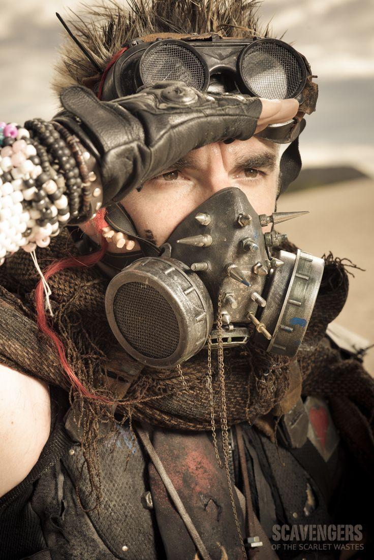 Картинки постапокалиптический костюмов