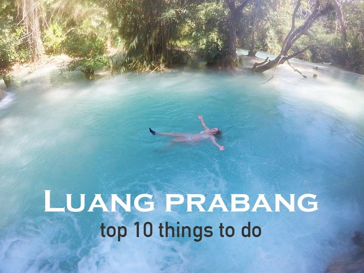 10 things to do in Luang Prabang | Laos | The Married Wanderers