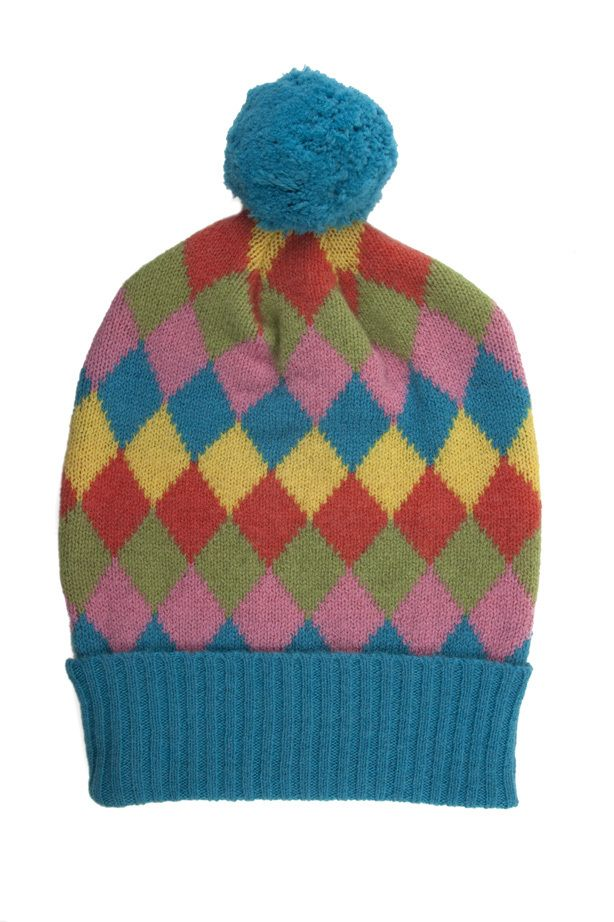 Otto & Spike. ECA Accredited. Knitted products - scarves, beanies, gloves etc