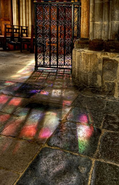 Fiat Lux - Let there be light | Taken in Chichester Cathedra… | Flickr
