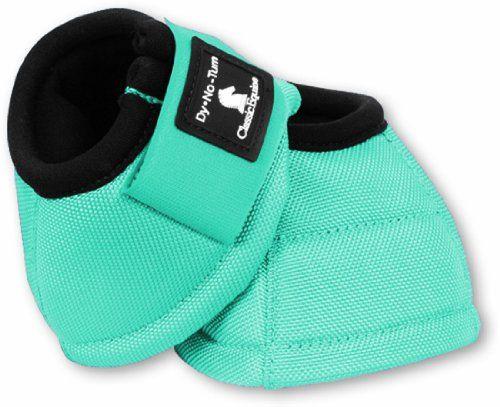 Classic Dyno Turn Bell Boots - Turquoise - Small Equibrand,http://www.amazon.com/dp/B00IEJ1OE0/ref=cm_sw_r_pi_dp_ySwxtb12XMM7GM00