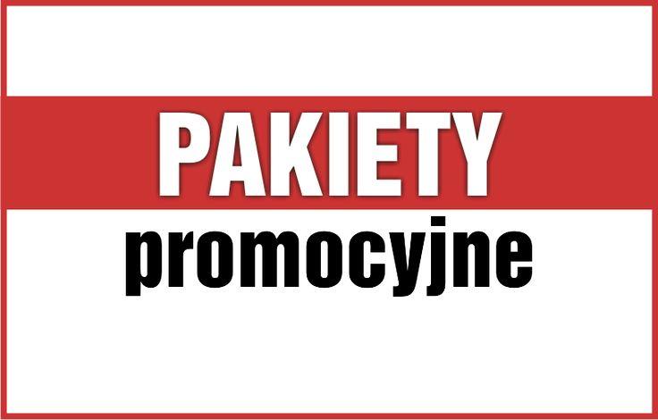 Pakiety promocyjne. http://reklamy-arek.pl/index.php/oferta/pakiety-promocyjne
