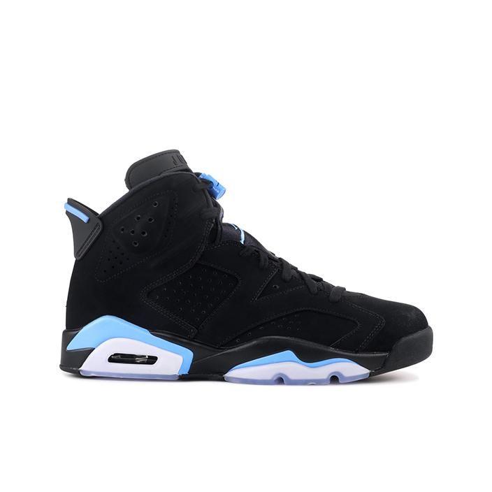 Air Jordan 6 Retro Unc In 2020 Jordan Shoes Black Jordan Shoes Girls Air Jordans