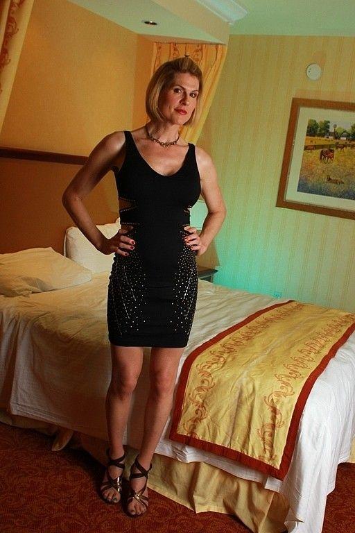 Tranny corset nylon