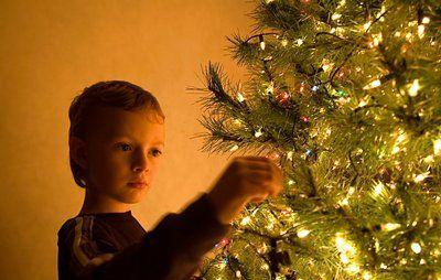 Danskerne vil have elektrisk lys på juletræet