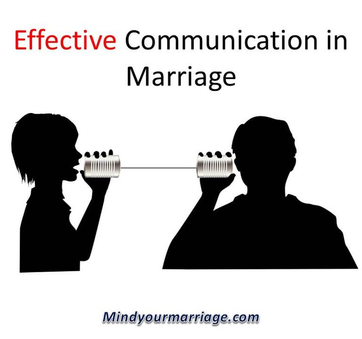 communication failure in marriage Because we communicate with our friends and family frequently, there are  multiple opportunities for being misunderstood  marriage, family and adult  adhd.
