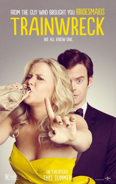 #Trainwreck #BillHader #AmySchumer July 17, 2015
