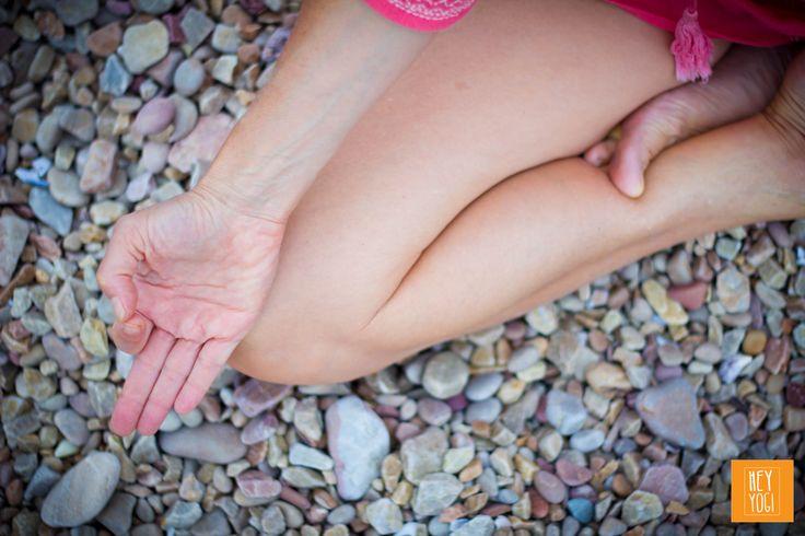Chin mudra with Rachel Zinman.  Yoga photography by Nora Wendel from HEY YOGI.  Plettenberg Bay, South Africa,