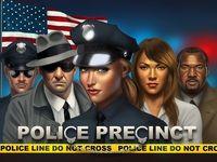 Police Precinct   Board Game