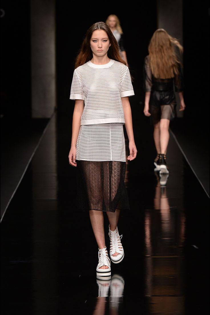 72 Best Transparent Skirts In Spring Summer 2015
