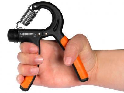 Hand Grip Ajustável até 40kg Acte Sports - T99 com as melhores condições você encontra no Magazine Voceflavio. Confira!