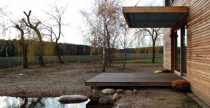 House in Bohumilec / Mimosa Architekti – nowoczesna STODOŁA   wnętrza & DESIGN   projekty DOMÓW   dom STODOŁA