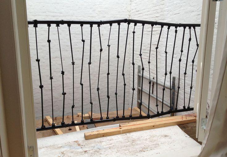 Balkon hekje - PEP Productvormgeving