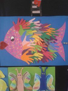 handprint_fish_bulletin_board_idea