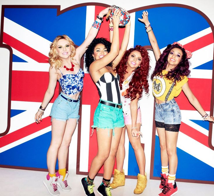 A photo of Little Mix