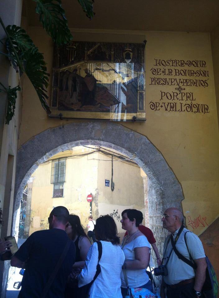 Camins Antics. La Valencia romana y musulmana. CaminArt