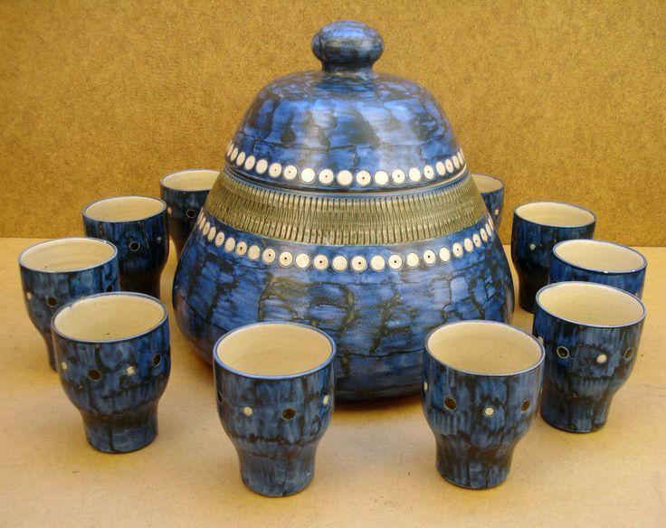skandinavisches-Keramik-Bowle-Service-scandinavian-ceramic-punch