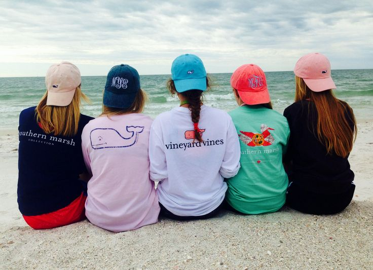 Monograms, and Vineyard Vines