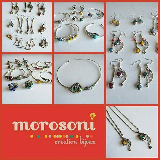 BIJOUX DE CRÉATEURS - Les bijoux Morosoni sont disponibles au Comptoir à perles! Entièrement faits main, perles fines et beaucoup de style, à découvrir! @audreymorosoni  #lecomptoiraperles #perles #morosoni #faitmain #handmade #handmadejewelry #bijoux #bijouxdecreateur #jewels #instajewels #jewelslovers #beads #creation #creativity #glamour #boheme #bohemechic #Paris #couleurs #colliers #bouclesdoreilles #earrings #BO #fashion #bracelet