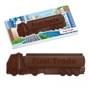 Tank - czekoladowy samochód / chocolate car