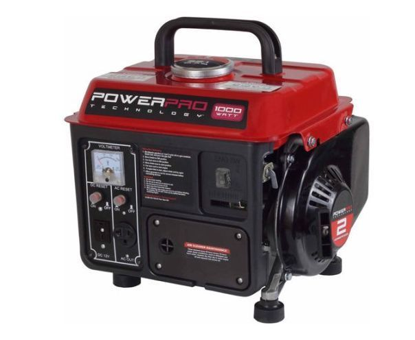 Portable Generator For Camping Gas 1000 Watts Lightweight And Quiet Power NEW #Powerpro
