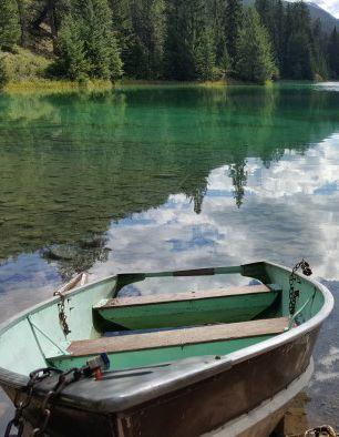 Valley of 5 Lakes, Jasper National Park