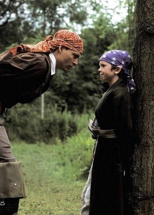 Finding Neverland. ABSOLUTELY LOVE THIS MOVIE SO MUCH. CAUSE IT'S JONNY DEPP AND PETER PAN I MEAN LIKE WHAT MORE DO YOU NEED IN LIFE