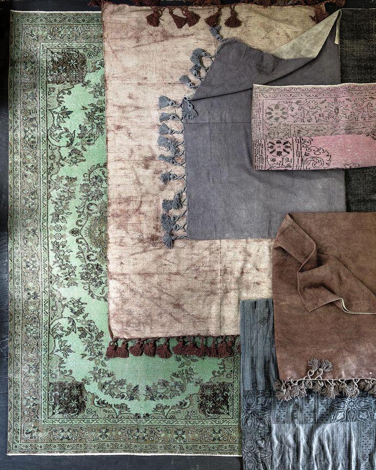 Vloerkleden | Carpet | Styling Moniek Visser | Fotografie Sjoerd Eickmans | vtwonen december 2015