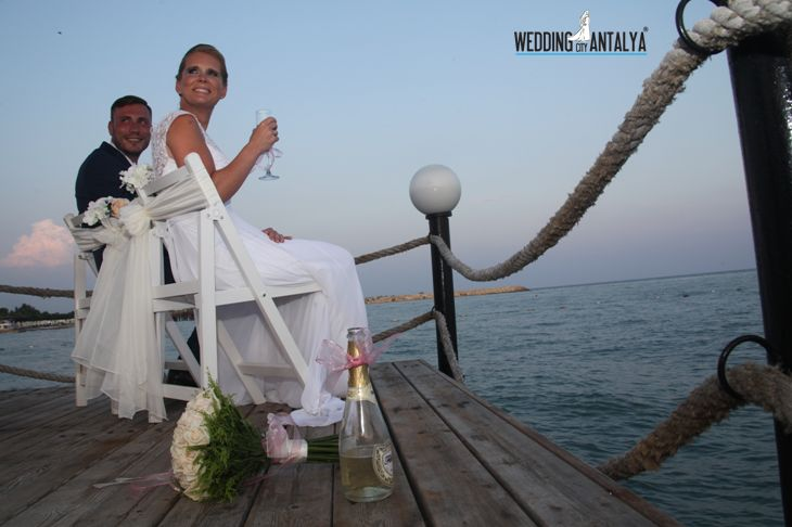 wedding and marriage ceremonies in Antalya