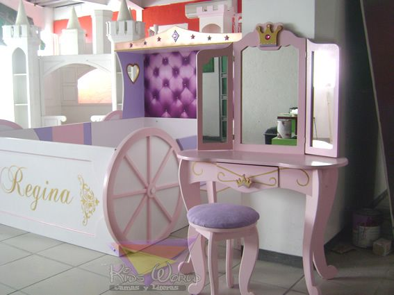 78 images about mueblecitos on pinterest mesas kid and for Muebles de princesas
