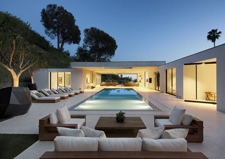The Museum Modern Home by DIJ Group in Beverly Hills, LA is an extraordinary…