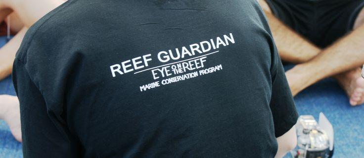Reef Guardian of the Great Barrier Reef  #nolimitadventures