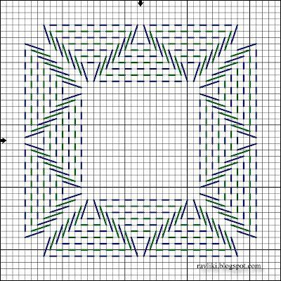Ravlyk bordado: bordar sueco tecelagem | aulas de mestrado em bordados