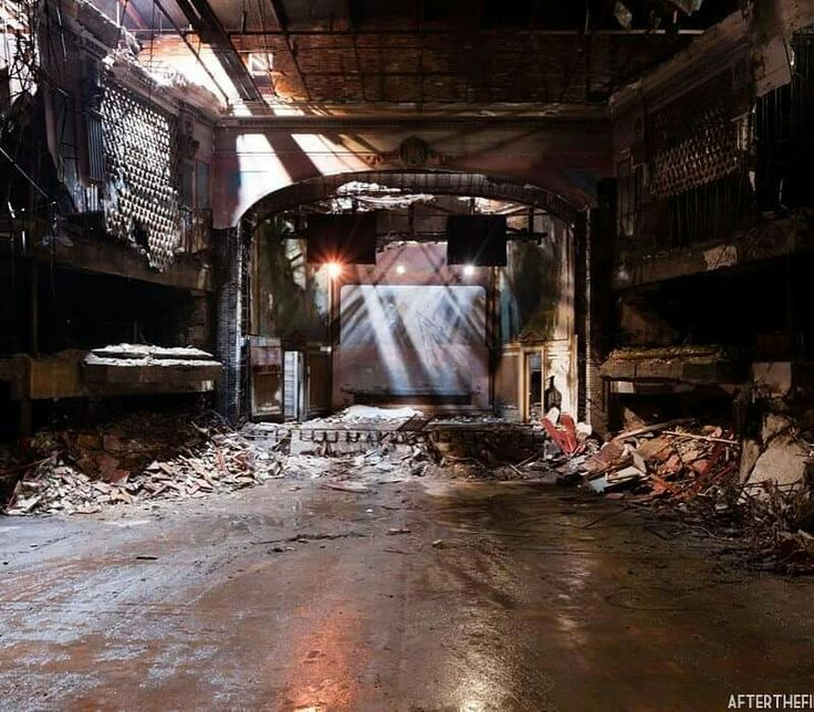 17 Best Images About ABANDONED THEATERS On Pinterest