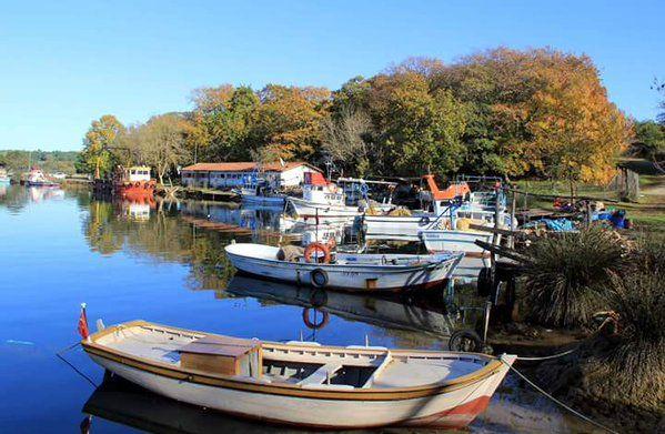 Autumn in Sinop Turkey