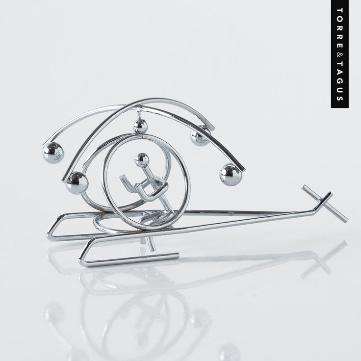 More from our Perpetual Motion Figurine Collection!  Great gift for Dad!  www.torretagus.com #TorreAndTagus #fathersdaygifts #FathersDay #giftideas