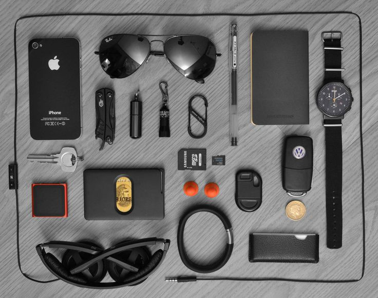 What's in your go-bag?