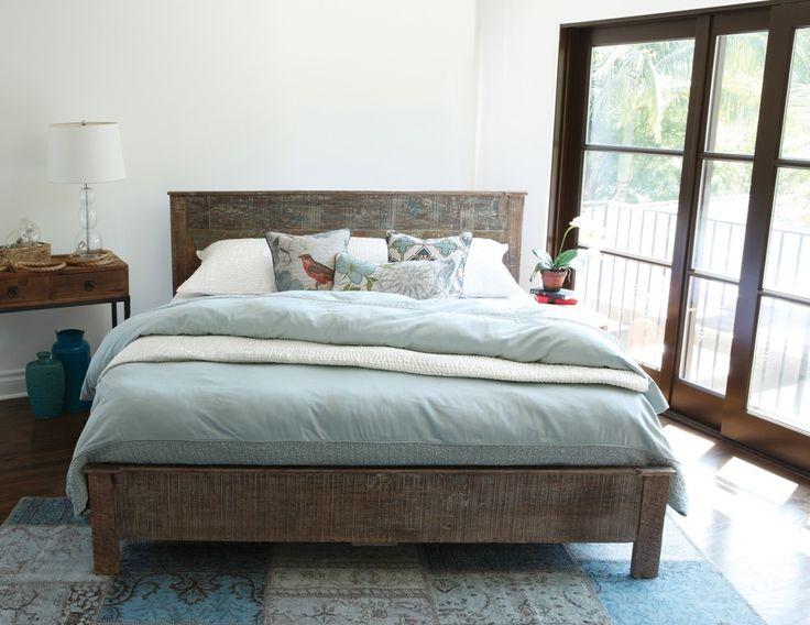 best  about Bedroom on Pinterest  Box bed frame Teak